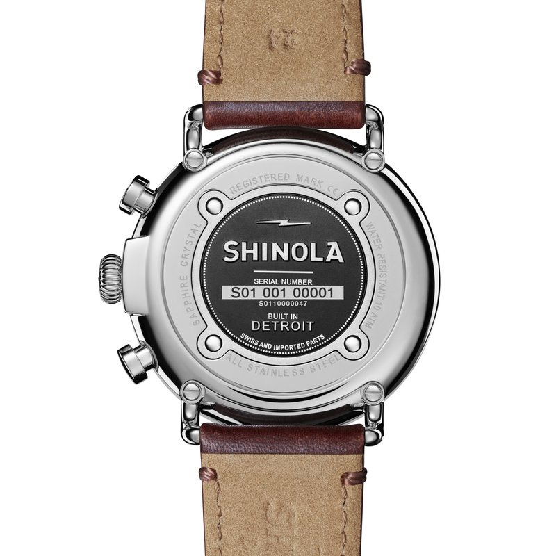 Shinola-Detroit Runwell Chrono 47mm