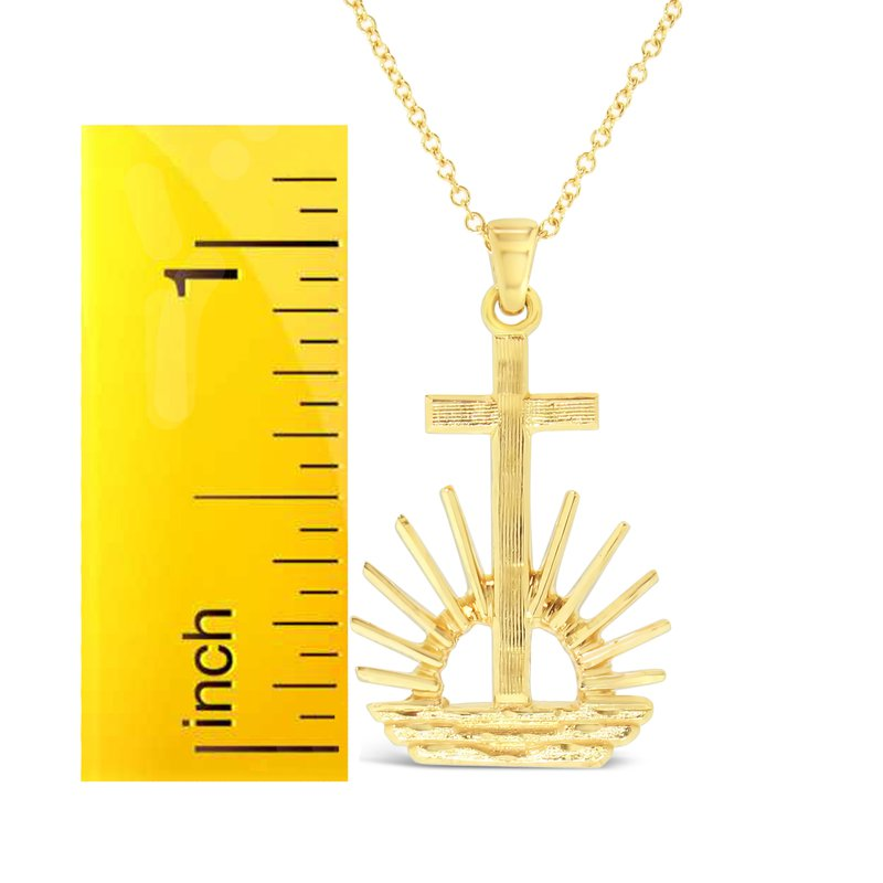 Emblem & Logo Jewelry Large NAC Pendant