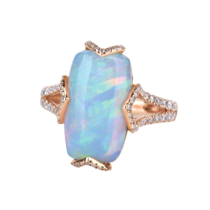Opal Fashion Ring
