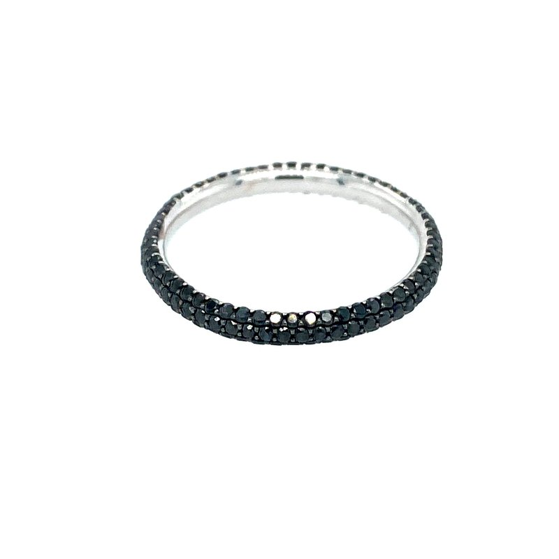 Ashley Black Diamond Ring
