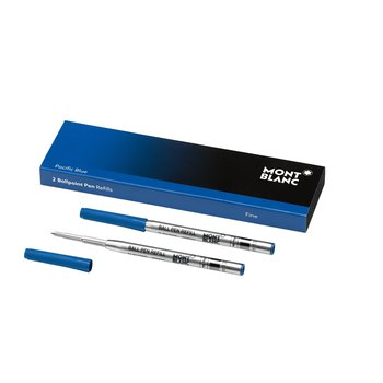 Ballpoint Refill In Blue/ Fine - 2 Pack