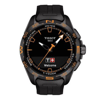 T-Touch Connect Solar Watch T1214204705104