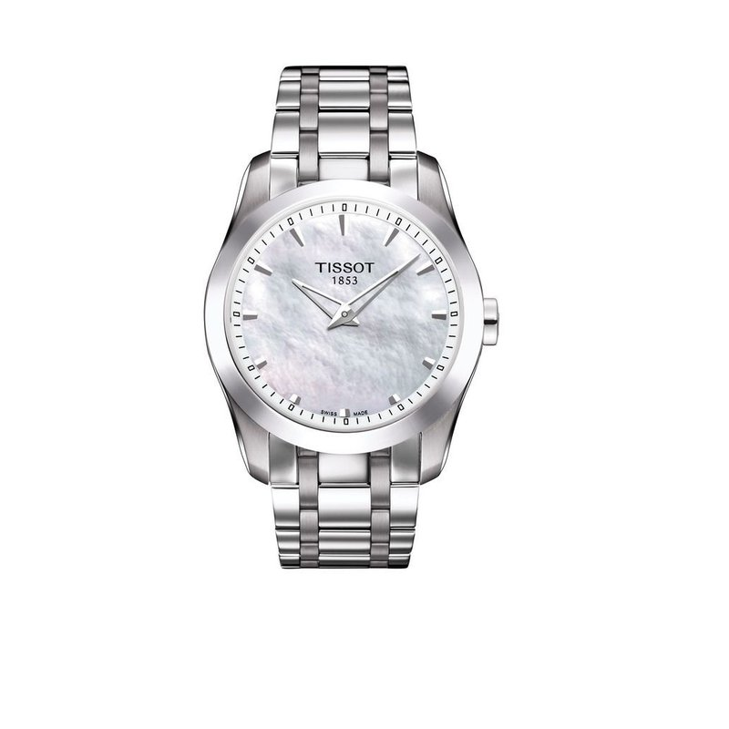 Tissot Couturier Mother of Pearl