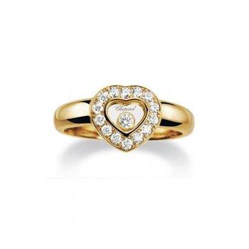 Happy Heart Diamond Ring