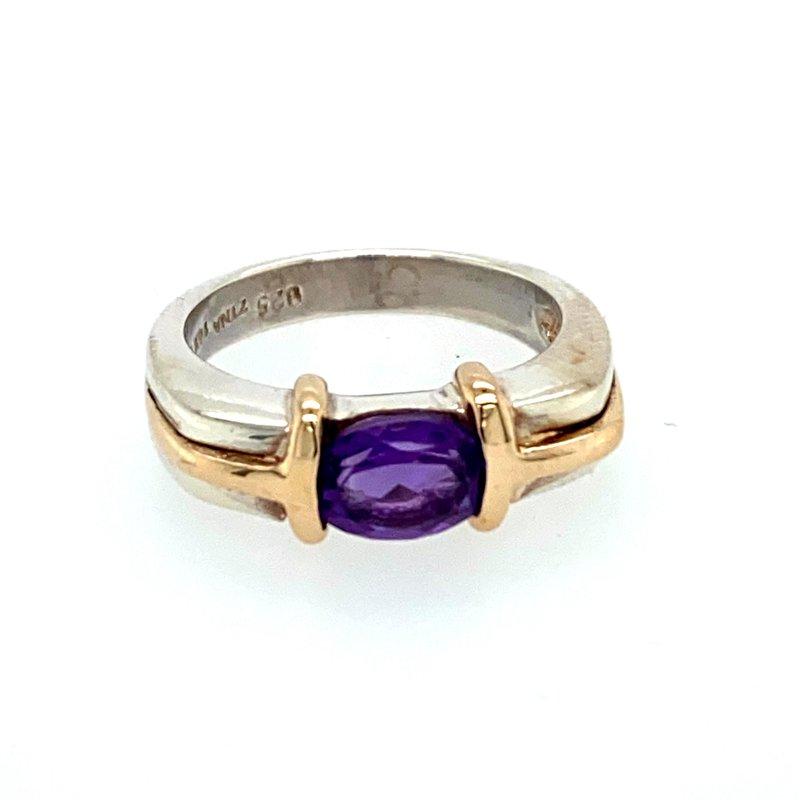 Ashley Amethyst Ring