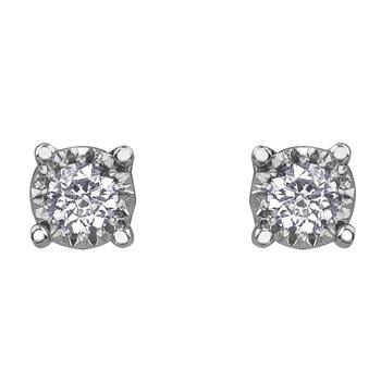 Small Diamond Studs
