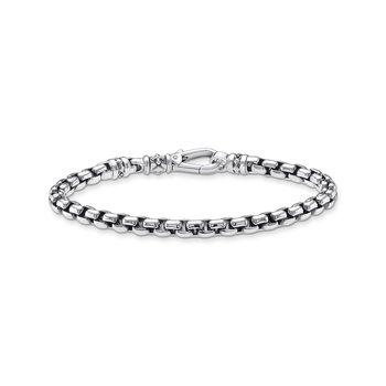 Venetian bracelet made of 925 Sterling silver A2005-637-21-L20