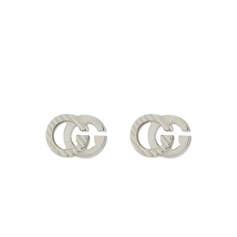 Gucci Running G earrings 18kt