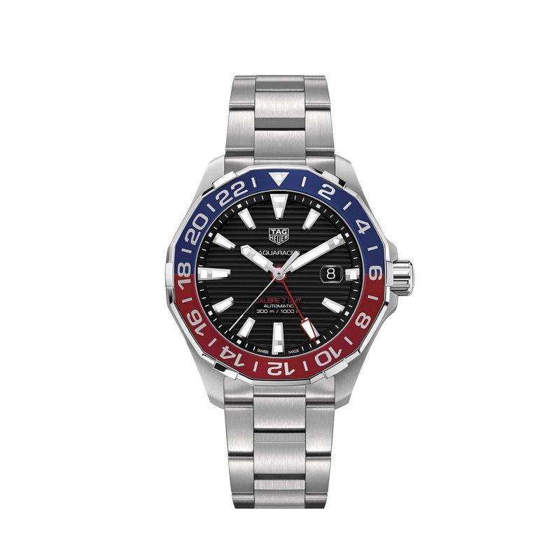TAG Heuer AQUARACER Automatic Watch - Diameter 43 mm WAY201F.BA0927