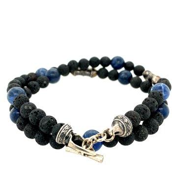 Sodalite Tether Bracelet