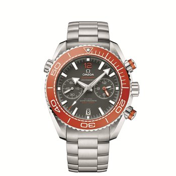 PLANET OCEAN 600M OMEGA CO-AXIAL MASTER CHRONOMETER CHRONOGRAPH 45.5 MM