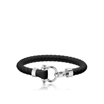 Black Omega Sailing Bracelet - Small