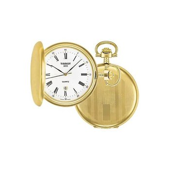 Savon Swiss Quartz Pocket Watch