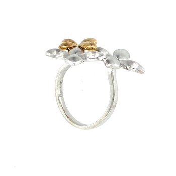Ladies Flower Ring