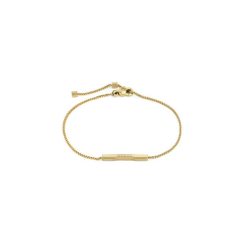 Gucci Love To Link 18kt Yellow Gold Bracelet YBA662106001