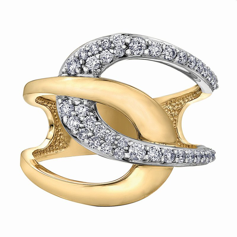Ashley Ladies Diamond Ring