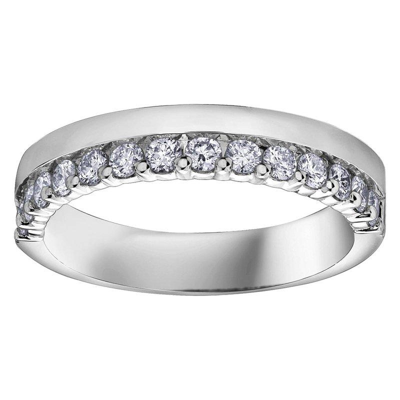 Ashley Diamond Wedding Band