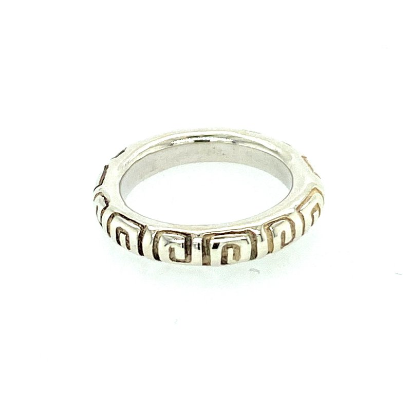 Ashley Sterling Silver Ring