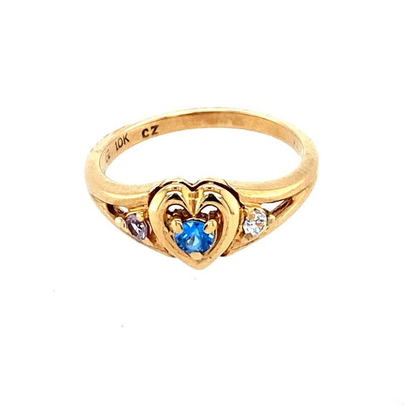 Ashley Daughter's Pride Ring