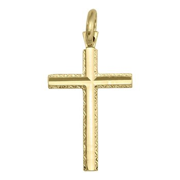 Yellow Gold Cross
