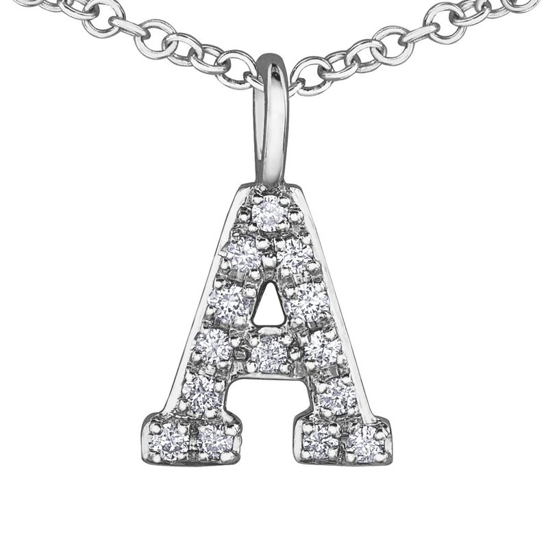 Ashley Initial Necklace