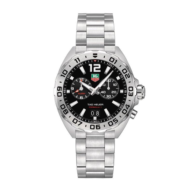 TAG Heuer FORMULA 1 Quartz Watch - Diameter 41 mm WAZ111A.BA0875