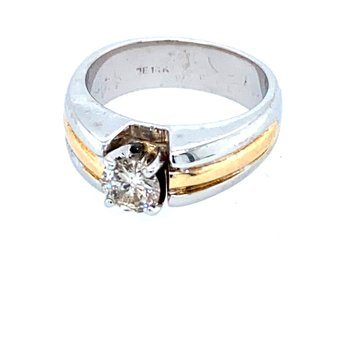 Estate Ladies Diamond Ring
