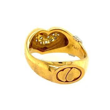 Ladies Heart Shaped Ring