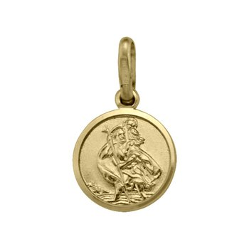 St. Christopher Charm