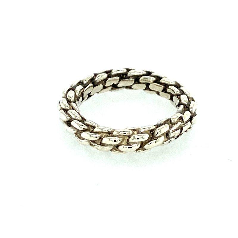 Ashley Sterling Silver Ring