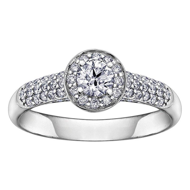 Ashley Canadian Diamond Engagement Ring