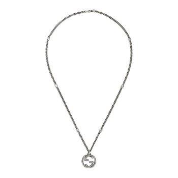 Interlocking G Necklace 50cm  YBB678651001
