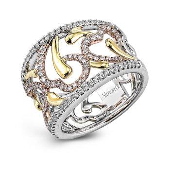 Ladies Right Hand Ring