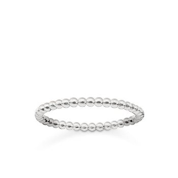 Silver Dots Ring