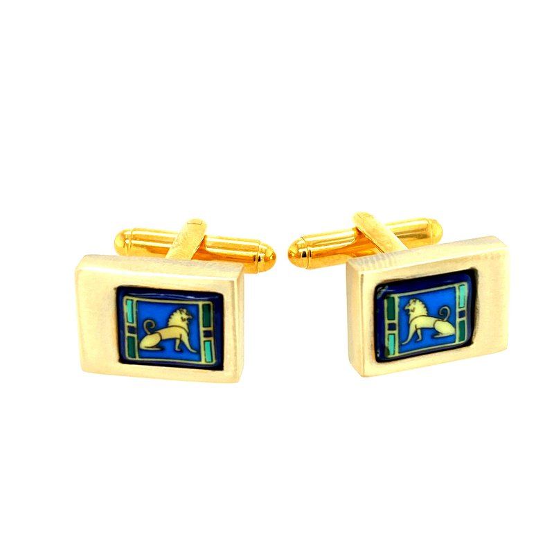 Ashley M. Frey Cufflinks