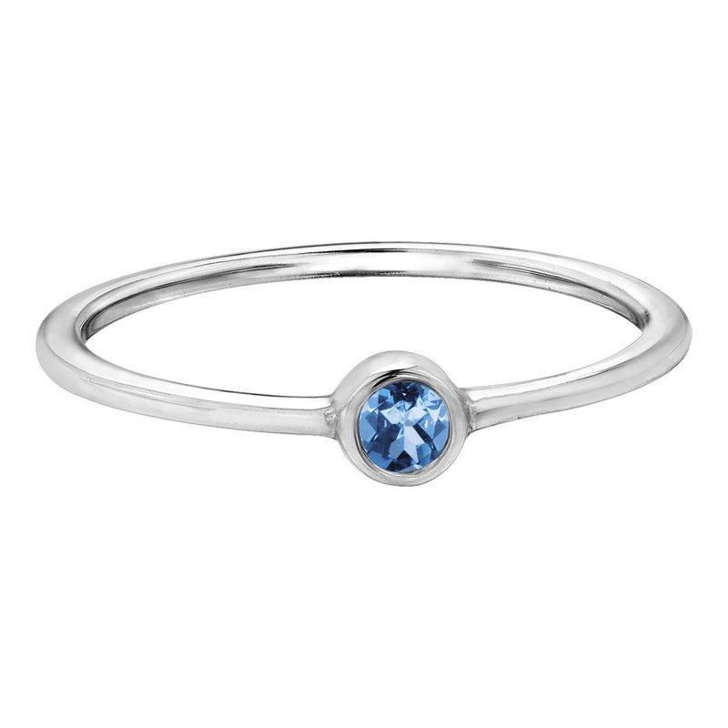 Ashley Blue Topaz Ring