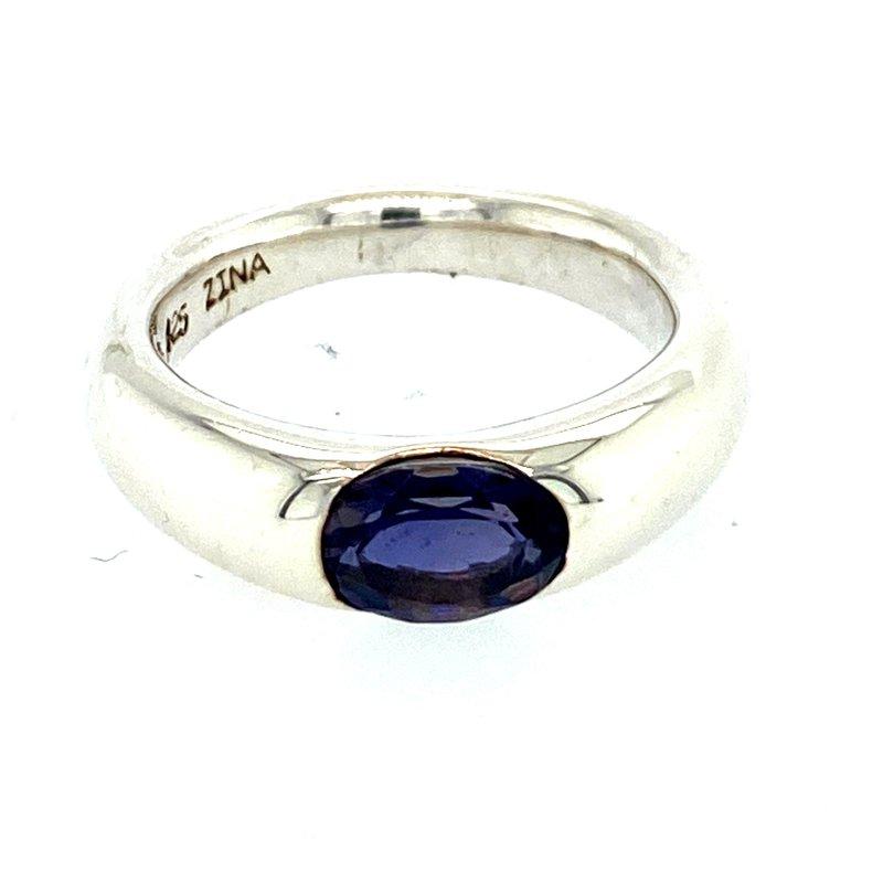 Ashley Ladies Iolite Ring