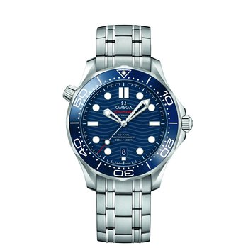 SEAMASTER DIVER 300M OMEGA CO-AXIAL MASTER CHRONOMETER 42 MM 21030422003001