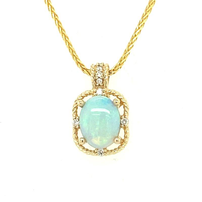 Ashley Opal Necklace