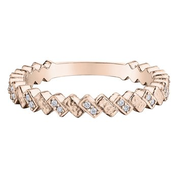 Ladies Stackable Band