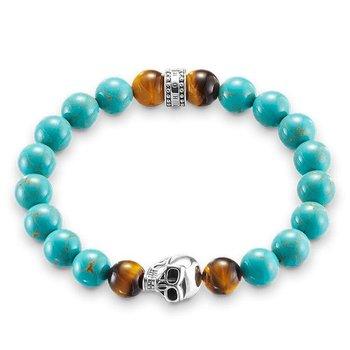 Imitation Turquoise Bracelet