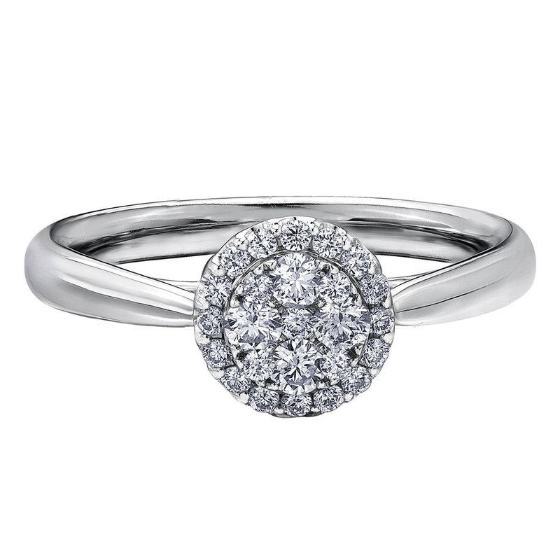 Ashley Ladies Engagement Ring