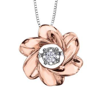 Diamond Pulse Necklace