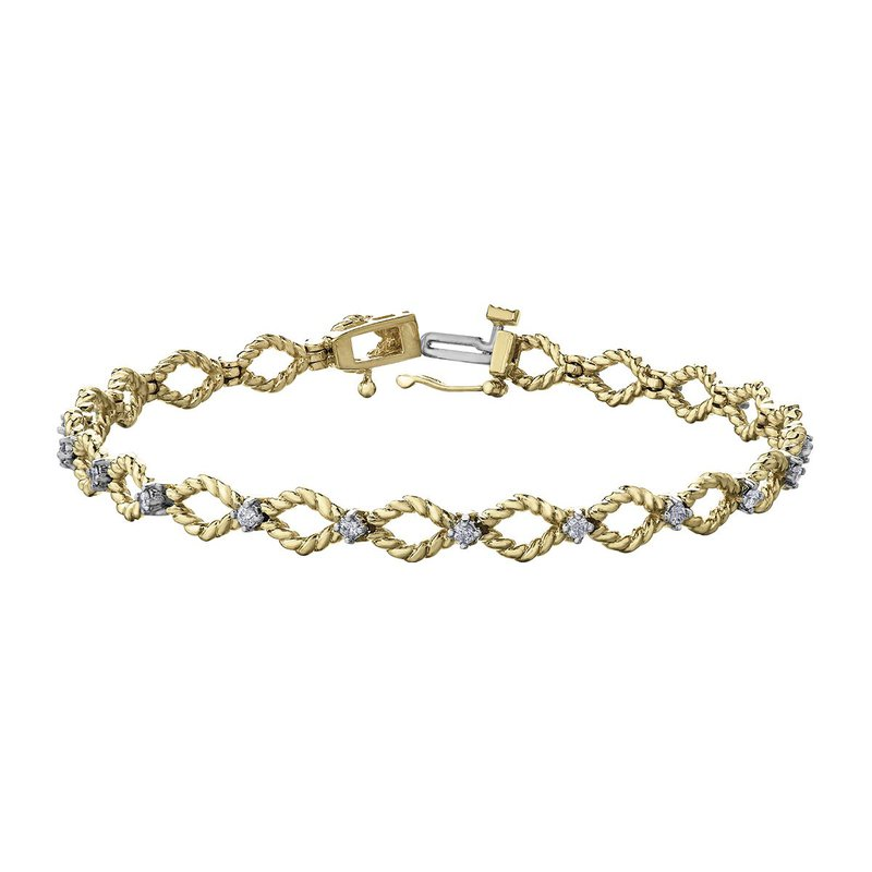 Ashley Ladies Diamond Bracelet
