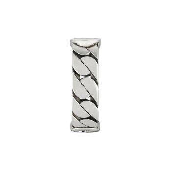 Wide ring with Interlocking G YBC67865600