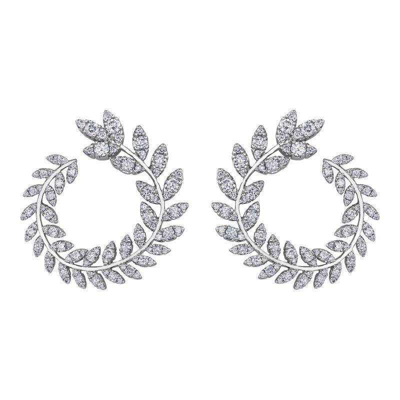 Ashley Diamond Earrings