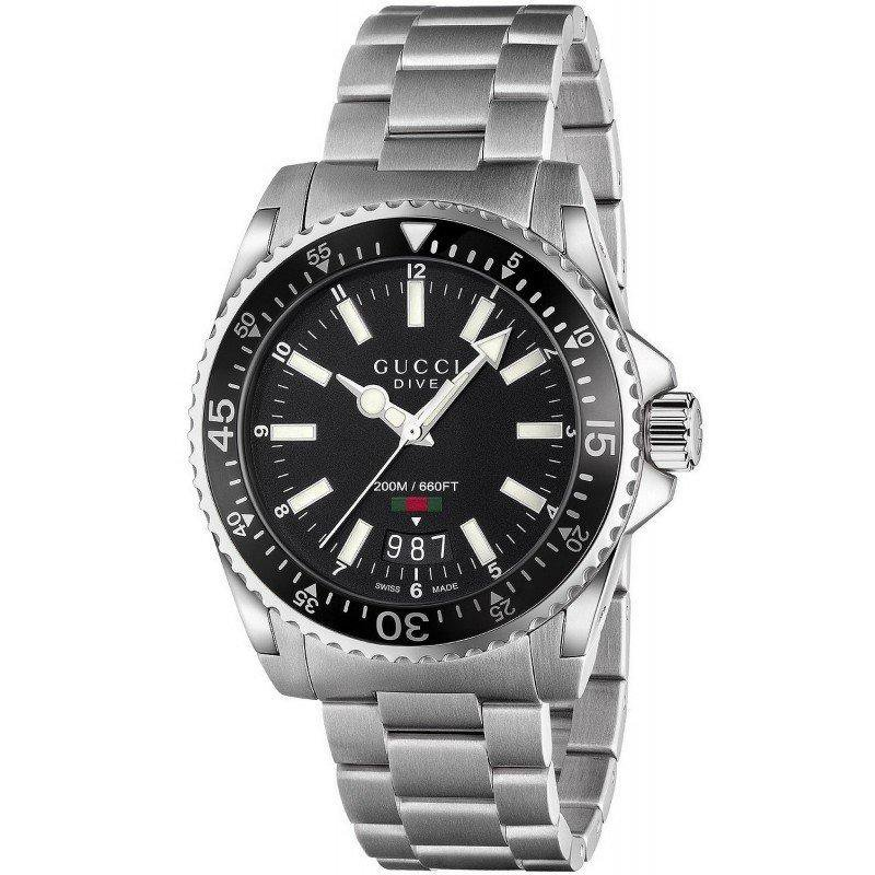 Gucci Timepieces Dive watch, 40mm