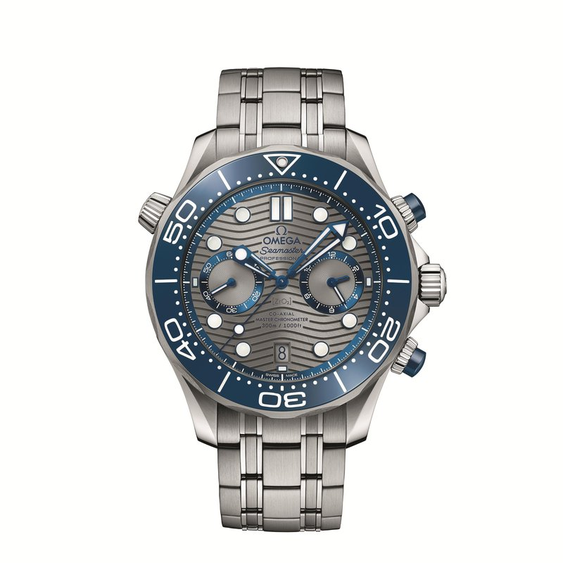 OMEGA DIVER 300M OMEGA CO-AXIAL MASTER CHRONOMETER CHRONOGRAPH 44 MM