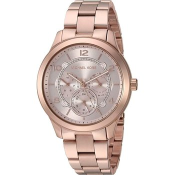 Runway Rose Tone Ladies Watch