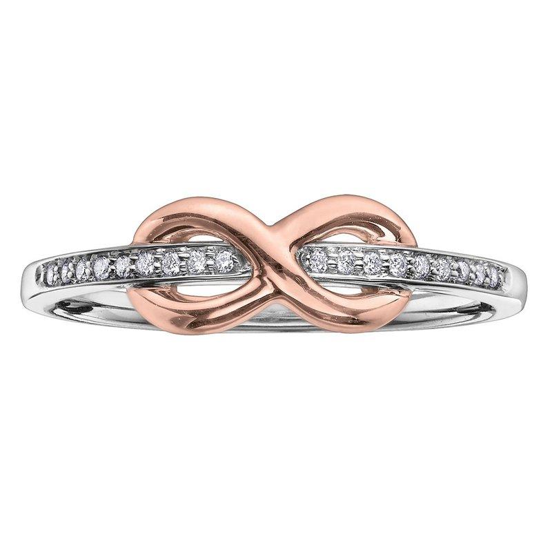 Ashley Infinity Ring